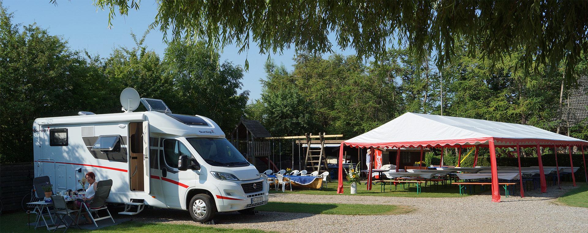 50 Jahre Camping Nordstrand